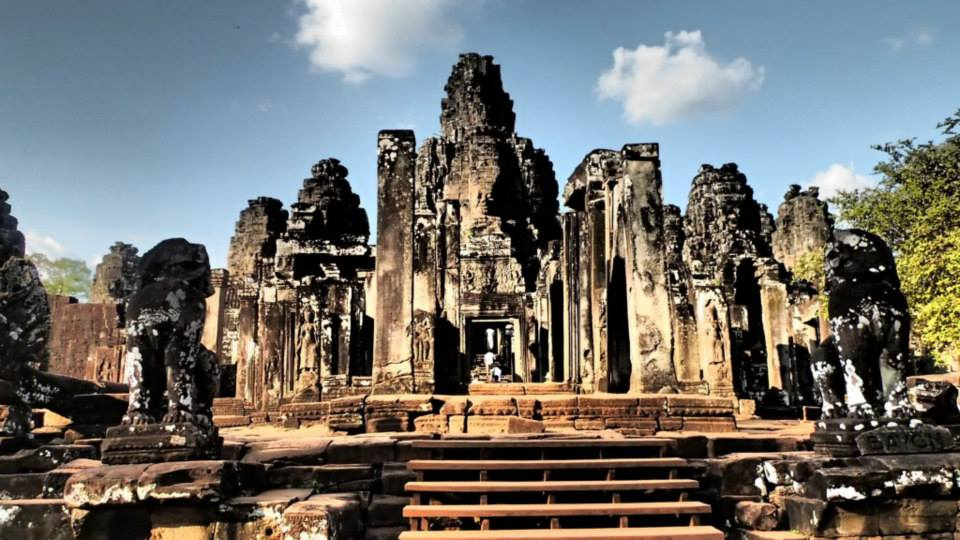Zabytki Ankor - Kambodża - fot. Jerzy Kostrzewa