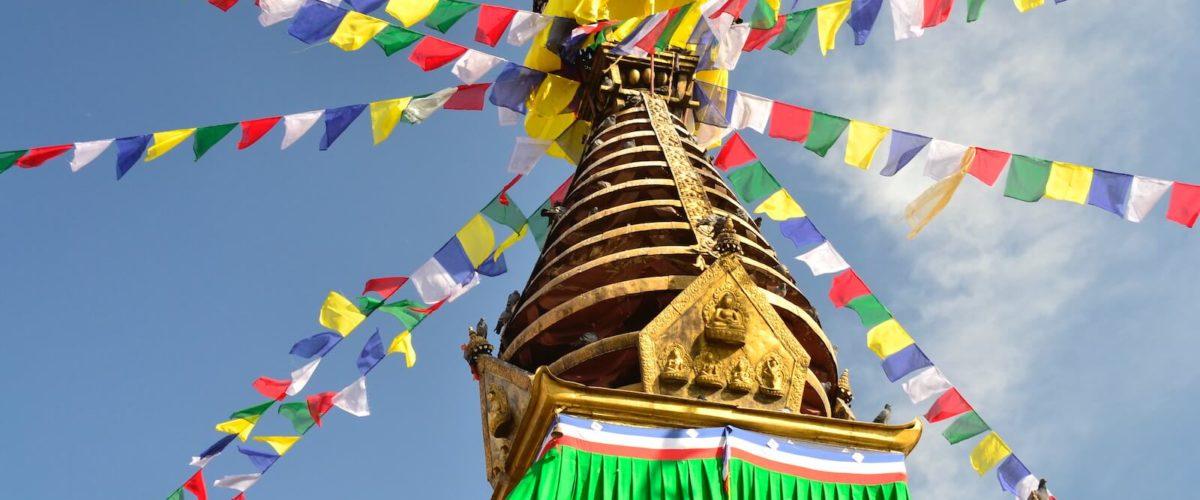 Stupa Boudanath w Kathmandu - fot. Jerzy Kostrzewa