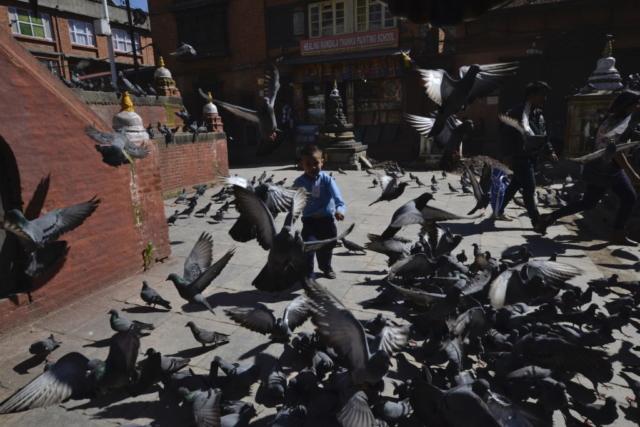 Boudanath , Kathmandu - fot. Jerzy Kostrzewa