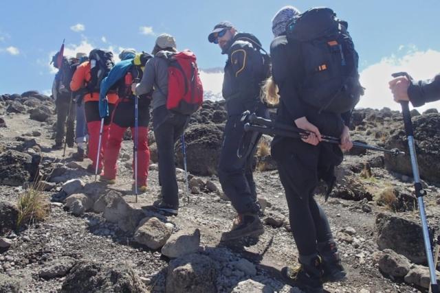W kierunku Kilimanjaro - fot. Jerzy Kostrzewa