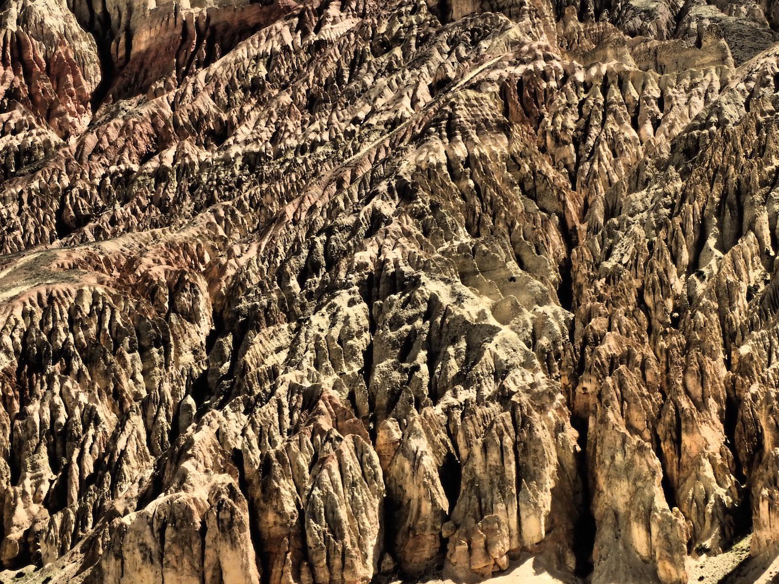 Formacje skalne , Mustang - fot. Jerzy Kostrzewa