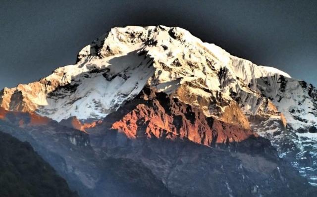 Annapurna Południowa - fot. Jerzy Kostrzewa