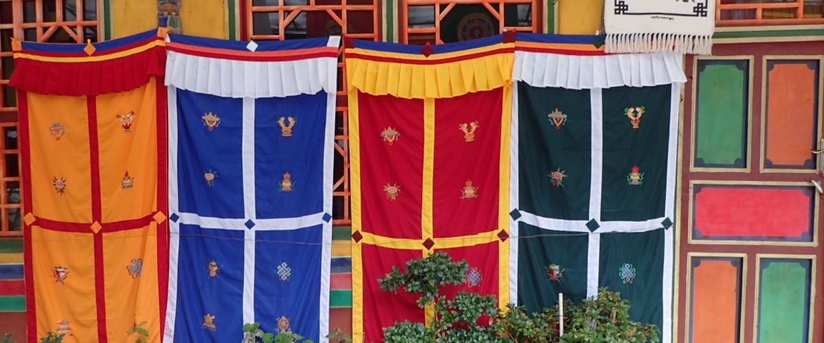 W Lhasie - Tybet - fot. Jerzy kostrzewa