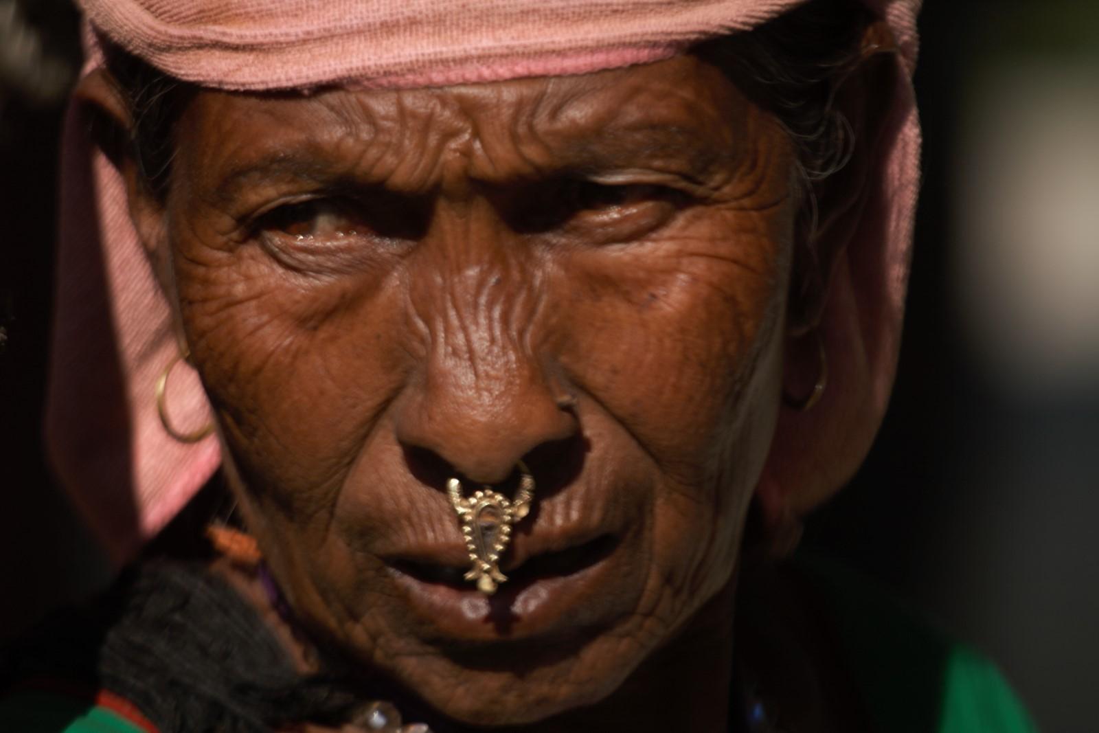 Kobieta z pod Annapurny fot. Jerzy Kostrzewa