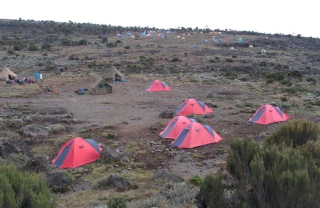 Camp Shira , fot. Jerzy Kostrzewa