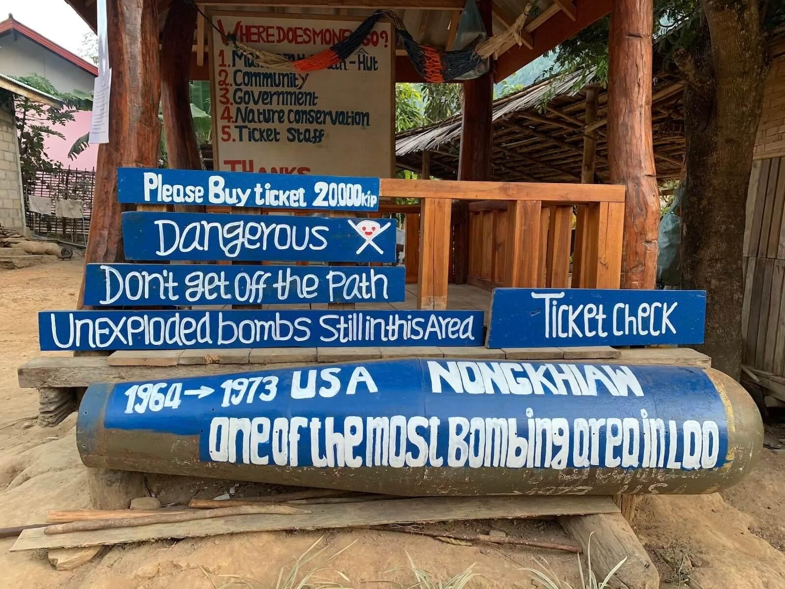 Laos - fot. Rafał Niedzielski