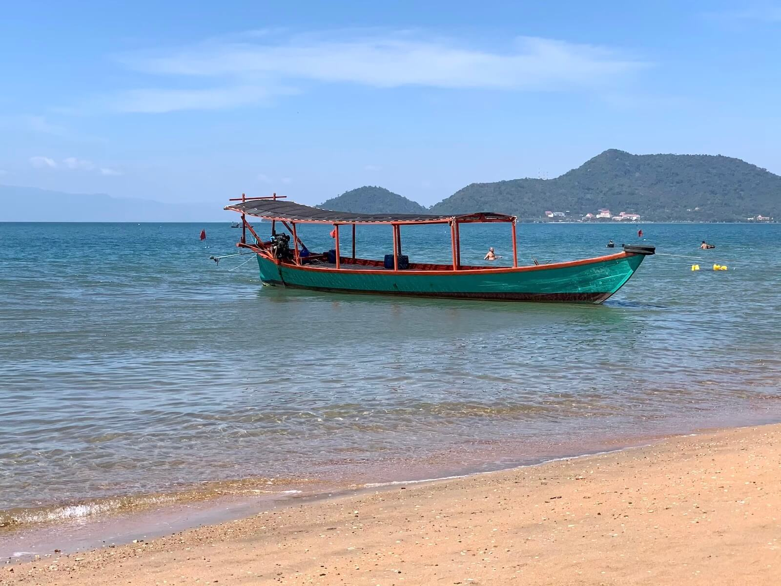 Wyspa Rabit - Kambodża - fot. Jerzy Kostrzewa