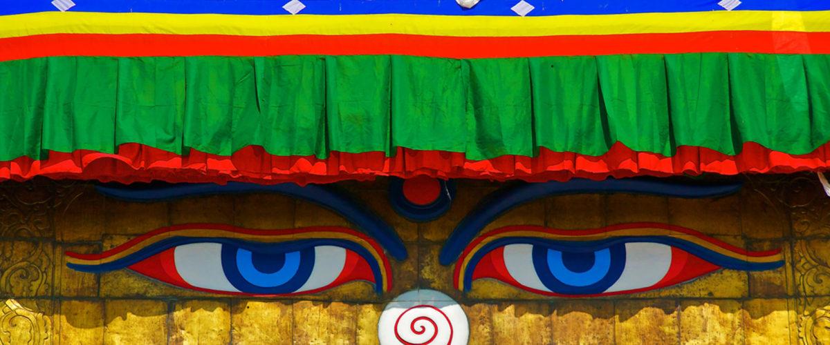 Oczy Buddy , Kathmandu - fot. Maciej Wódzki
