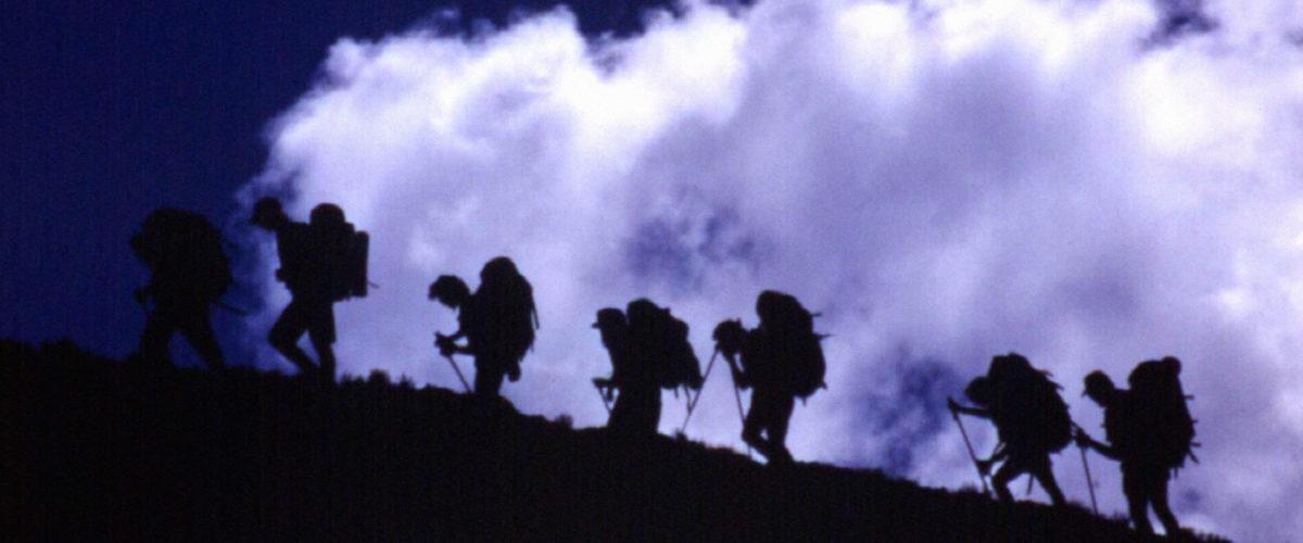 Wyprawa po czyste niebo, Argentyna , Aconcagua - fot. 1995 erzy Kostrzewa