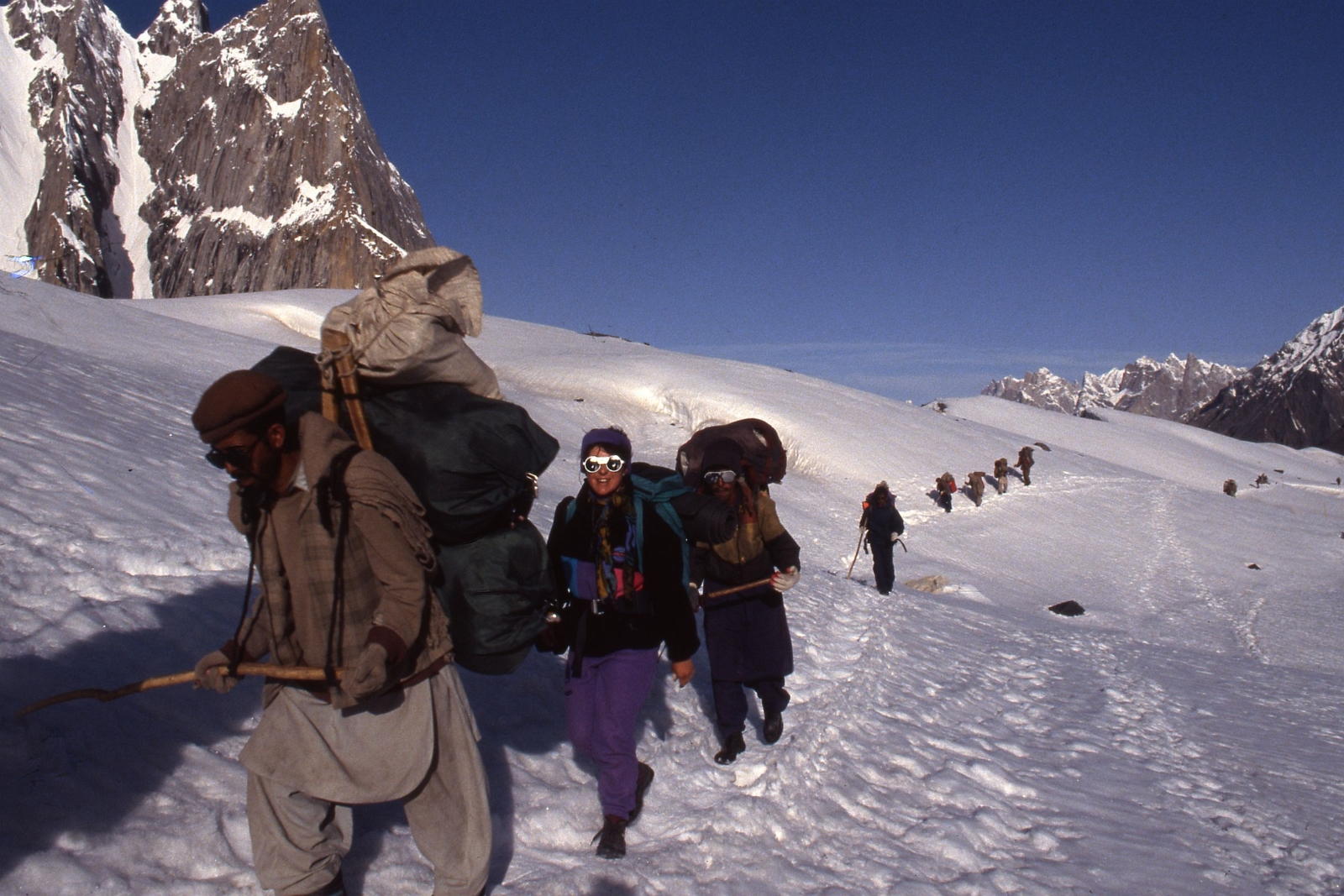 Trekking Baltoro pod K2 , fot. Mariusz Sprutta