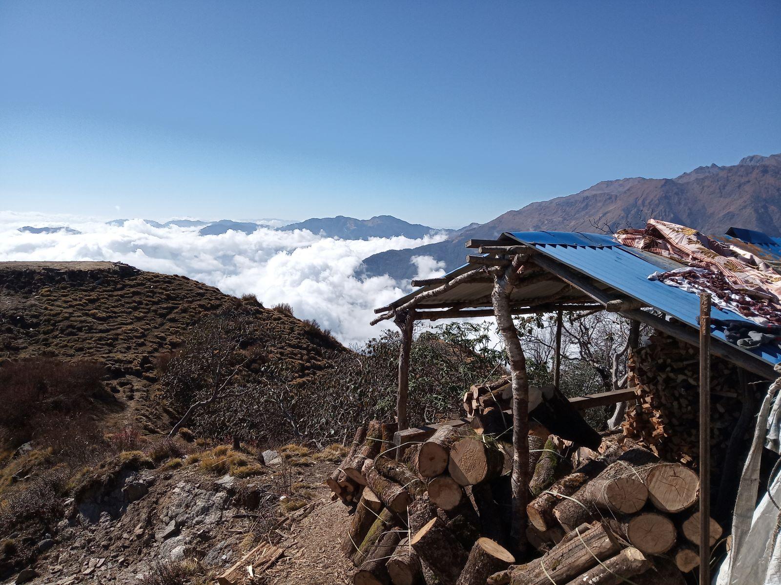 Mardi Himal trek - fot. Tadeusz Szymanowski